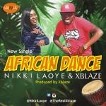 Artwork African Dance Nikki & Xblaze NEW