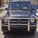 pastor paul G-Wagon
