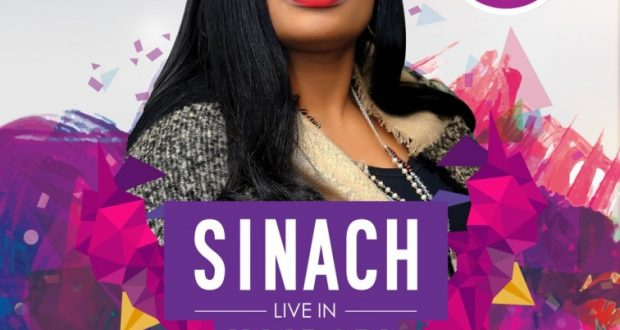Sinach Live in Nairobi