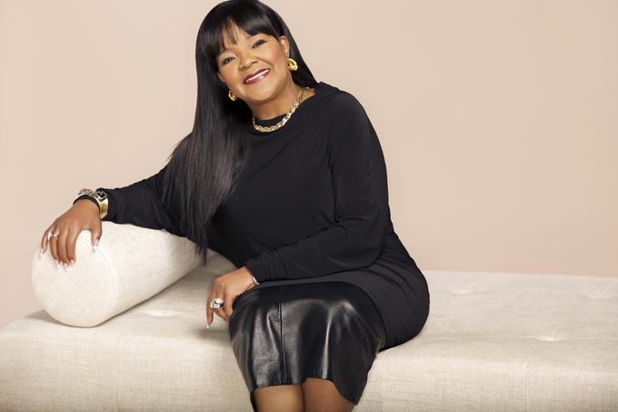 how tall is shirley caesar