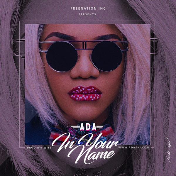 Music mp3 download: ada – in your name | praisezion.